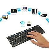 **Premium Keyboard** Rii K12+ Ultra Slim 2.4GHz Mini - Best Reviews Guide