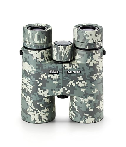 Minox Prismáticos 10x 42Pixeles Camo 10Capas 42mm Camuflaje