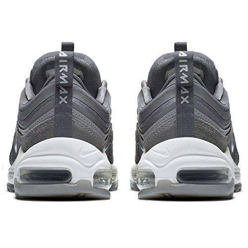 Nike W Air Max 97 UL '17 LX, Chaussures de Gymnastique Femme Gris (Gunsmokesummit Whiteatmosphe 001)
