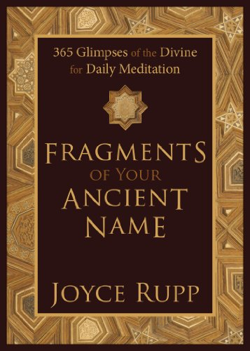 Fragments of Your Ancient Name: 365 Glimpses of the Divine for Daily Meditation (English Edition)