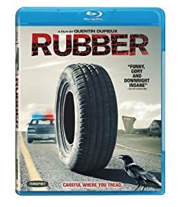 Rubber [Blu-ray] [Import anglais]