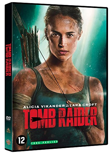 Tomb Raider (2018) - DVD