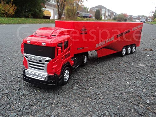 Giant European Large Truck Lorry 49cmL Radio Remote Control Car Steering Wheel by Action Force Ltd