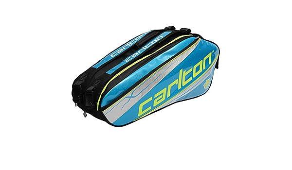 Carlton Kinesis Tour 2Comp Racket Bag: : Sport