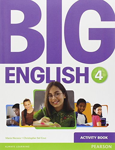 Big English Activity Book: 4 : 5