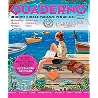 Blackie Edizioni L'Originale Compiti Delle Vacanze Per Adulti Idee Regalo Donna Quaderno Delle Vacanze Per Adulti…