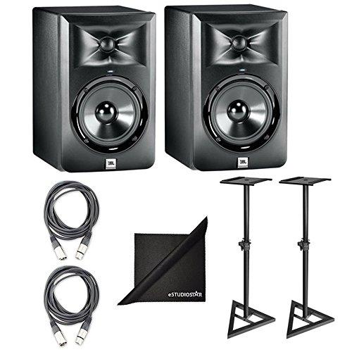 JBL LSR 308–Paar von Monitor-Studio