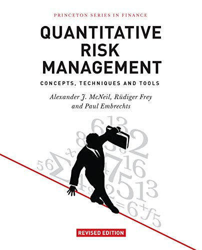 Quantitative Risk Management: Concepts, Techniques and Tools - Revised Edition (Princeton Series in Finance) (English Edition)