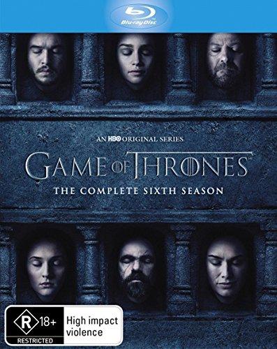 Preisvergleich Produktbild Game of Thrones - Die komplette sechste Staffel [US-Import]