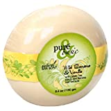Pure & Basic Natural Bar Soap, Wild Bana...