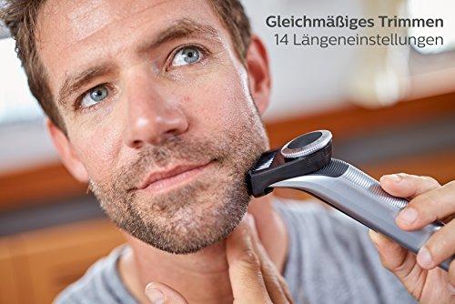 Philips OneBlade Pro, Trimmen, Stylen, Rasieren / Präzisionskamm für 14 Längen Abbildung 2