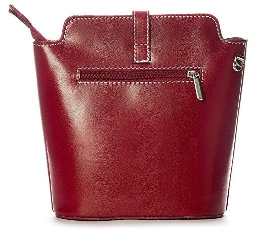 Big Handbag Shop, Borsa a tracolla donna One Light Taupe