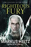 Righteous Fury: The Legends of the Alfar Book I (The Legends of the Älfar)