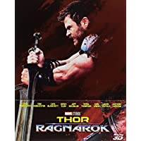 Thor Ragnarok (Steelbook) (Blu-Ray 3D + Blu-Ray 2D);Thor Ragnarok