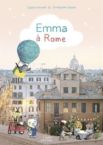 Emma à Rome par Claire Frossard