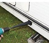 Wohnmobil-Adapter, elektrischer Bohraufsatz + Schraubhaken