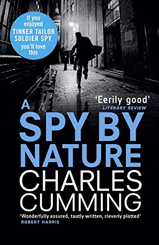 A Spy by Nature (Alec Milius 1) por Charles Cumming