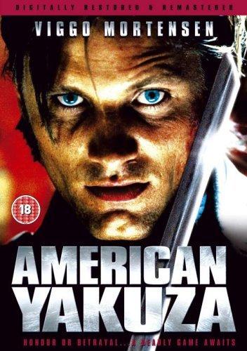 American Yakuza [DVD] by Viggo Mortensen