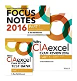 Wiley CIAexcel Exam Review + Test Bank + Focus Notes 2016: Part 1, Internal Audit Basics Set (Wiley CIA Exam Review Series)