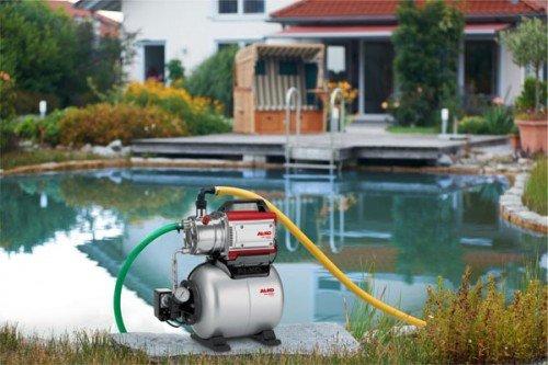 AL-KO HW 3500 Inox Classic – Hauswasserwerk 140653 - 2
