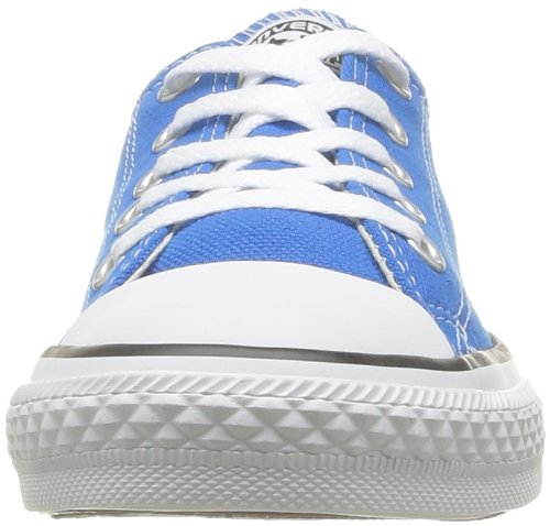 Converse Chuck Taylor All Star Wash Neon Ox, Baskets mode mixte enfant Bleu