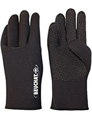 Gants 4,5mm–Noir Taille XS