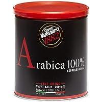 Caffè Vergnano 1882 Lattina 100% Arabica Espresso - 2 Confezioni da 250g