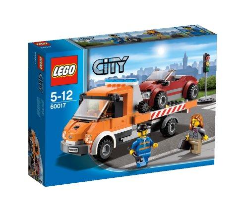 Preisvergleich Produktbild Lego City 60017 - Tieflader