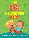 Best Jupiter Kids Kid Books For 4 Year Olds - The IQ Helper for Kids: Activity Book 4 Review