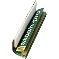 Stash-Pro RipperTipper Brown King Size Smoking Rolling Paper 10 Packs of 32 Leafs with 32 Filter Tips Each