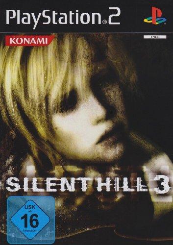 Silent Hill 3 PS2 (Importación alemana)