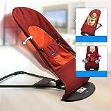 SMCOOL Multifunktionsstuhl Schaukelstuhl Light Baby Beruhigende Stuhl Coax Schlafende Artefakt 0-3-jährige Belastung des Kindes: 18kg