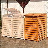 PROMEX Erweiterungsbox für Mülltonnenbox Vario