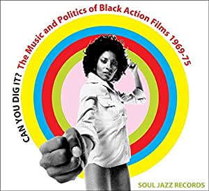 Soul Jazz Records Presents Can You Dig It? The Music And Politics Of Black Action Films 1969-75 [Vol. 1] [VINYL]
