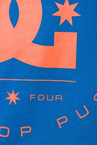 DC Clothing - Rebuilt, Short sleeve da uomo Azul