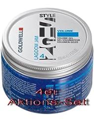 4x Goldwell Sign Lagoom Jam Volume Gel 150 ml