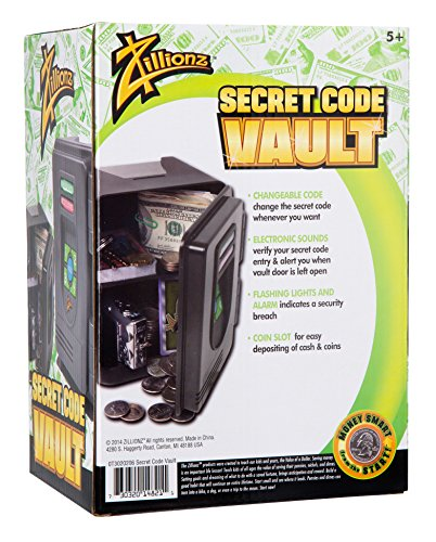 Summit Zillionz Secret Code Vault