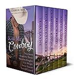 Kiss Me Cowboy: A Summer Box Set