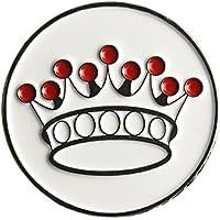 PINMEI, Golfball-Marker, verschiedene Designs zur Auswahl, 10er-Set