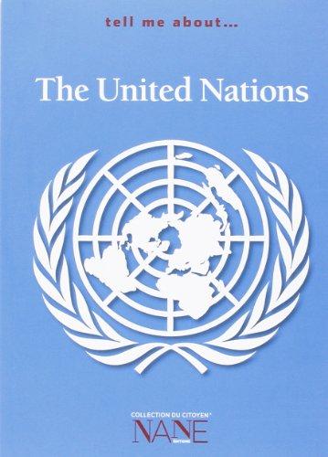 The United Nations par Jean-Jacques Chevron, Emmanuel Soren (Broché)