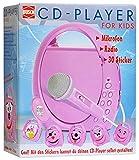 Busch 2739 - CD-Player für Kinder, Verschiedene Spielwaren