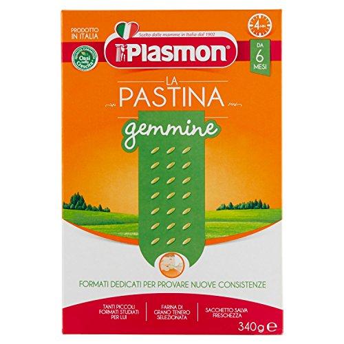Plasmon Alimento per lInfanzia Oasi nella Crescita Geine Formato n.3 340 gr
