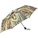 VON LILIENFELD® Parapluie Automatique Pliant Femme Motif Art John W. Waterhouse : My sweet rose