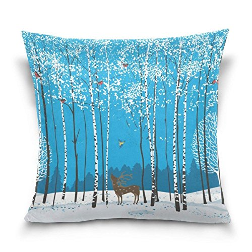 bikini bags Watercolor Green Triangle and Stripe Square Throw Pillow Case Cotton Velvet Cushion Cover 18