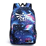 Yoyoshome luminosa anime The legend of Zelda Cosplay scuola Bookbag zaino Zaino da scuola 4