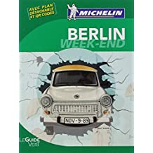 Le Guide Vert Week-end Berlin Michelin