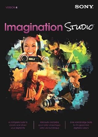 Sony Imagination Studio 4 [Téléchargement]