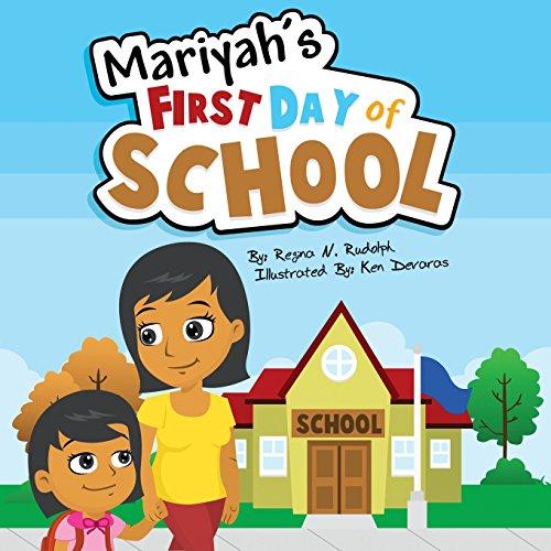 Mariyah's First Day of School