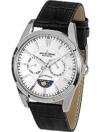 1f955677ba39 Jacques Lemans Liverpool Moonphase – Reloj de pulsera analógico de cuarzo  piel 1 – 1901 A B01AIBSRS2