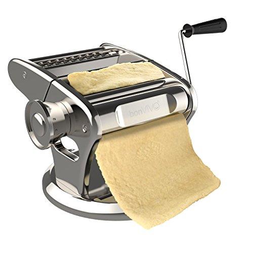 bonvivo-pasta-mia-neues-design-nudelmaschine-aus-edelstahl-in-chrom-look-fuer-den-italienischen-pasta-genuss-aus-der-eigenen-kueche-mit-rutschfesten-ansaugsockel-5